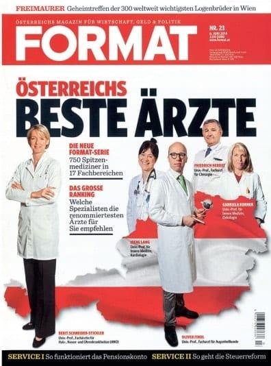 Format Artikel - Österreichs Beste Ärzte